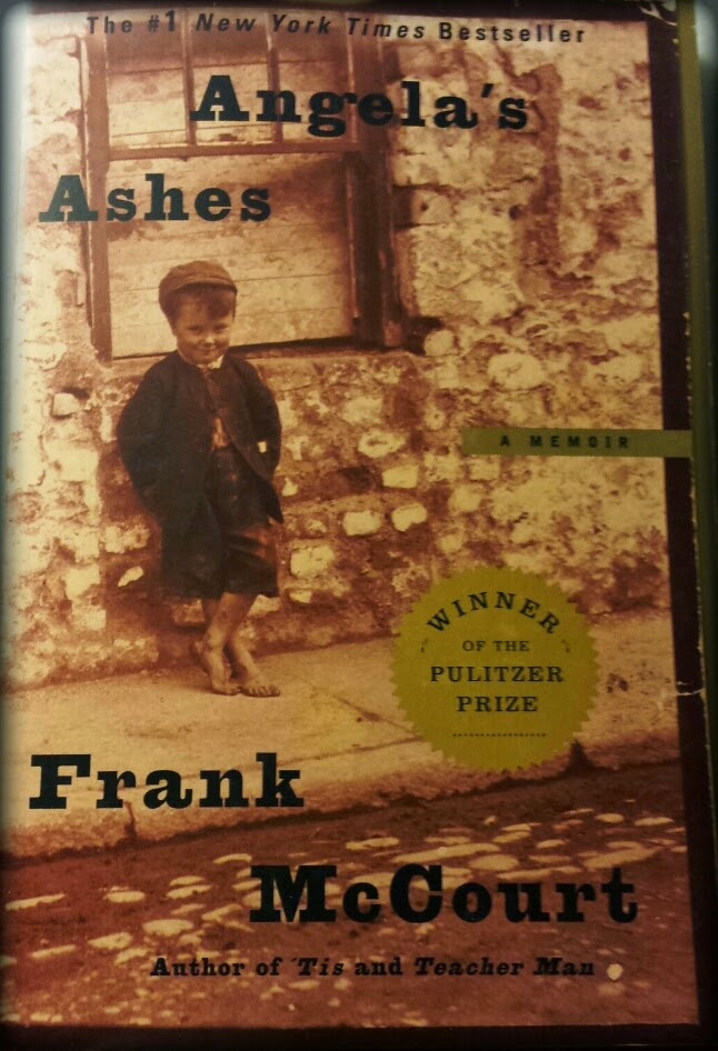 angelas ashes life of frank Frank mccourt was born in new frank then held odd jobs and stole bread and picking up from the end of angela's ashes and focusing on his life after he.