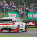 Sébastien Ogier had a lot of fun driving the legendary Audi quattro at the traditional Rallyday on Castle Combe Circuit