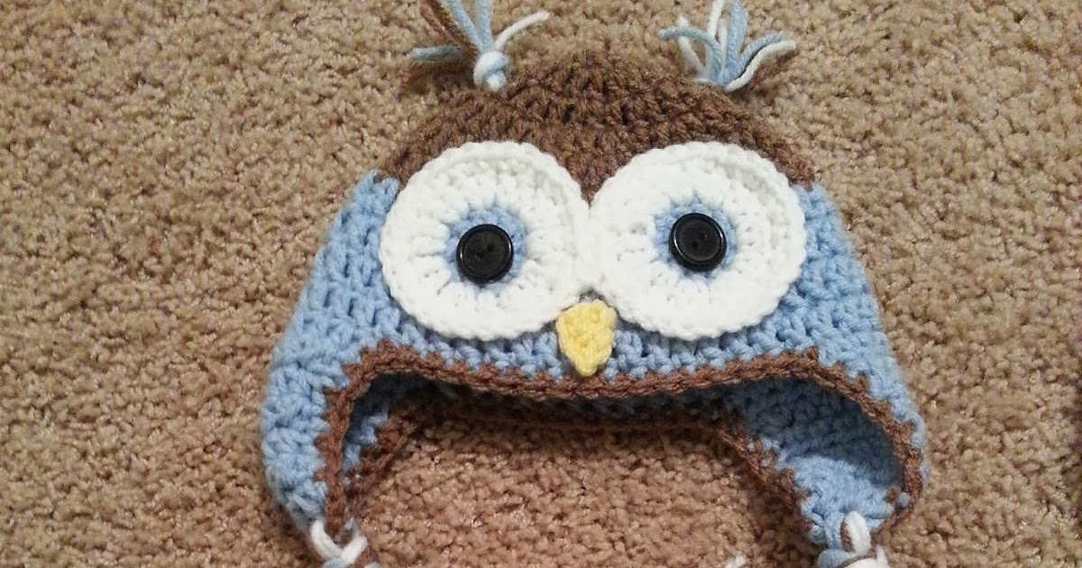 Free Crochet Owl Diaper Cover Pattern : Craft Me This Crochet: Owl Hats and Diaper Covers