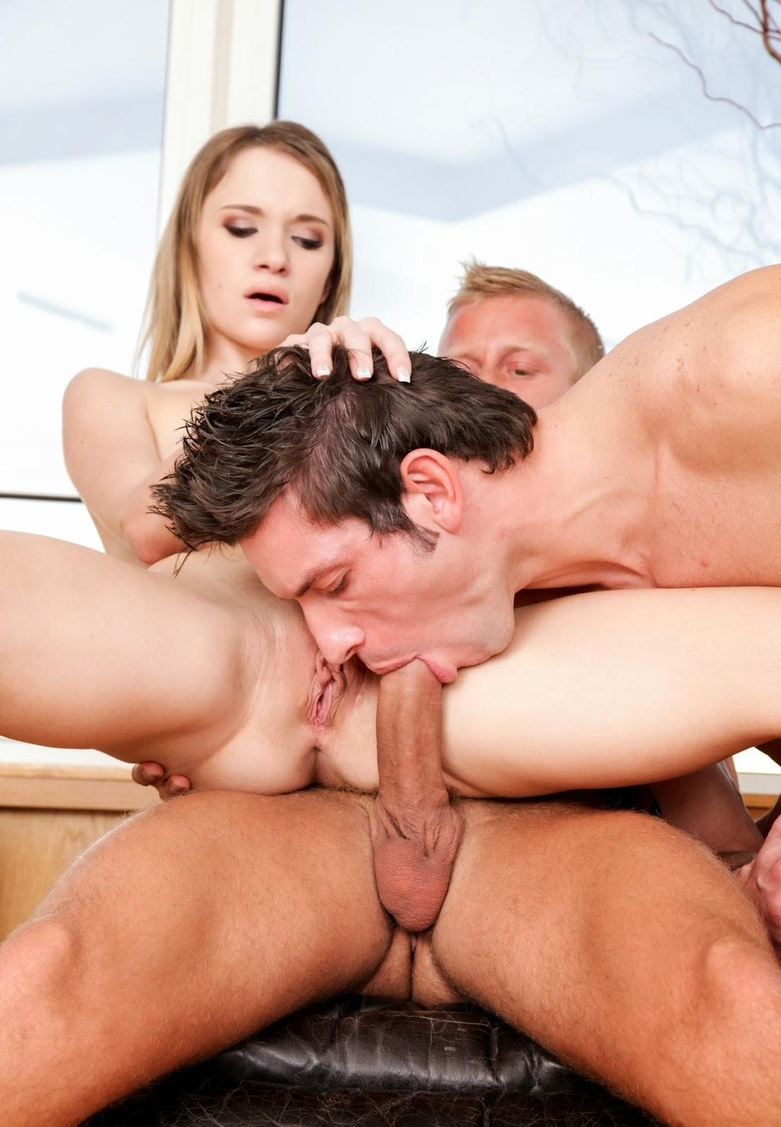 biseks-orgazm