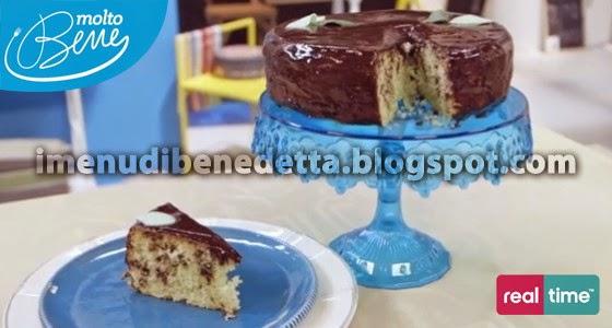 Torta Menta e Cioccolato di Benedetta Parodi
