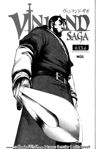 Vinland Saga Chap 13