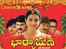 Watch All episodes of Bharyamani Telugu Daily Serial
