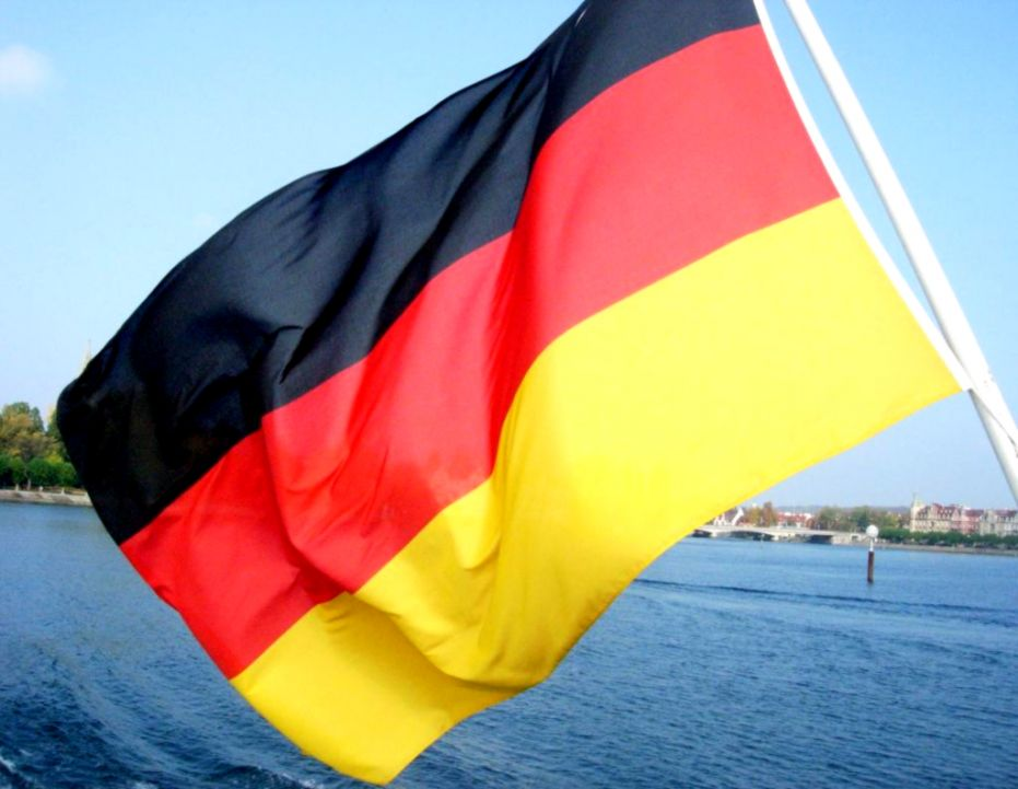 German Flag Fly Wallpapers