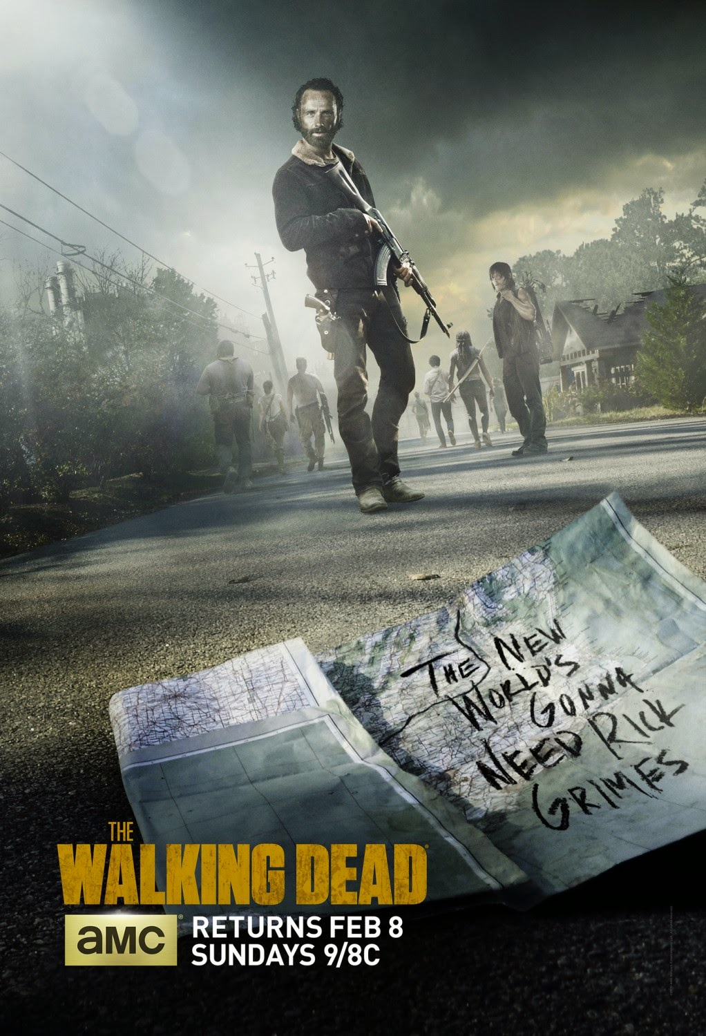 Assistir The Walking Dead S06E07 Legendado