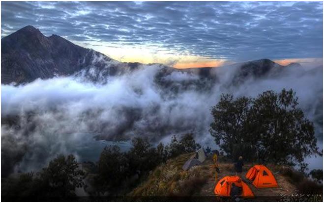 Keindahan Gunung Rinjani 2