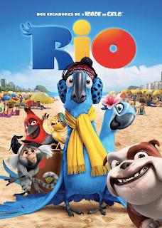 Rio (2011) DVD-Rip Dual Áudio Torrent