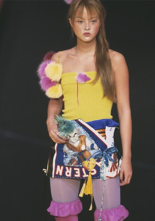 Steven Meisel Vogue Italia, 2000