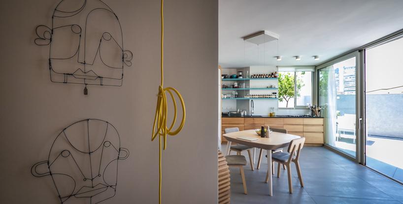Apartment designed by Hila Hollander