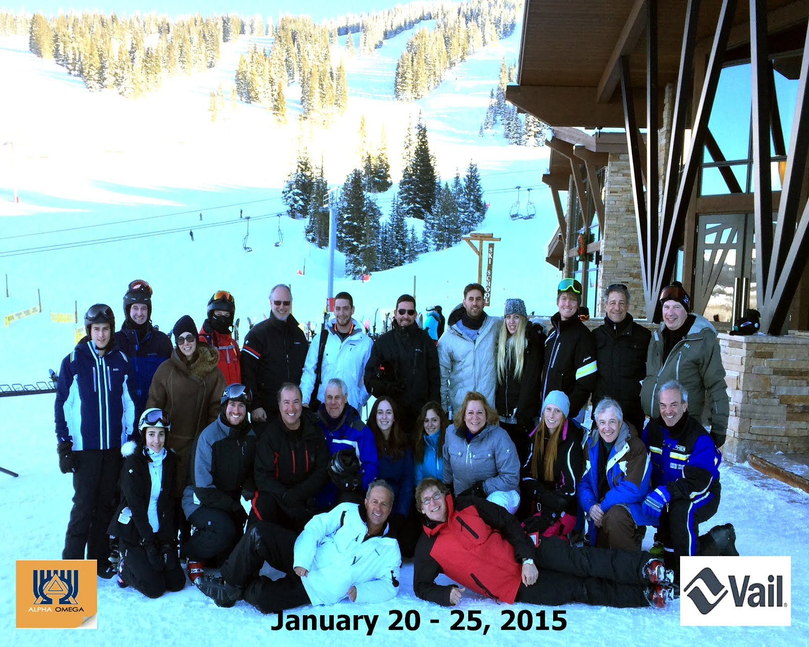Alpha Omega Ski Seminar Vail 2015