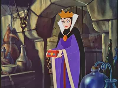 Queen from Snow White