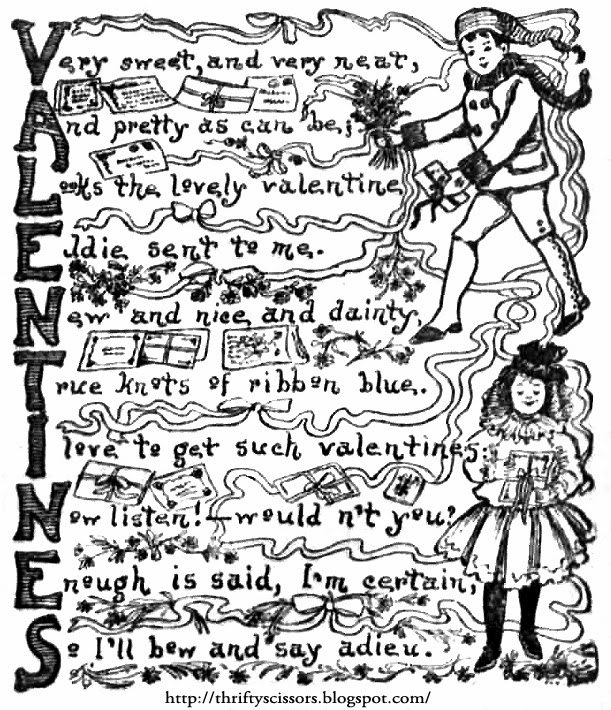 A Valentine Acrostic