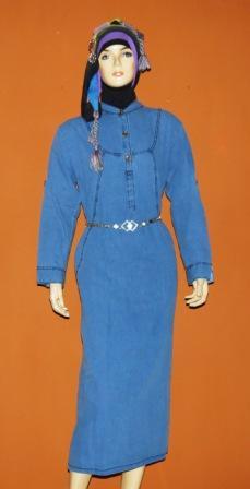 Grosir Baju Muslim Murah Tanah Abang Gamis Jeans Levis