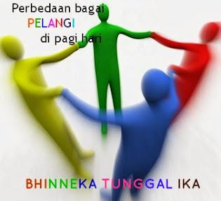 Persatuan & Kesatuan Bukan untuk KKN..!!!