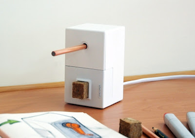 Creative Pencil Sharpeners and Cool Pencil Sharpener Designs (15) 3