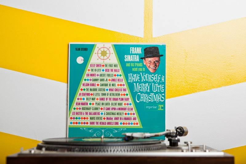 Frank Sinatra Have Yourself A Merry Little Christmas Its Funny But I Think Sometimes Starts To Bring Out The Vinyl Lover In All Of Us