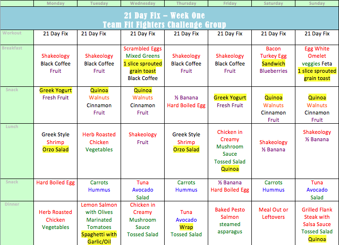 21 day fix meal plan, bikini ready, fitness, summer, body, lose weight, healthy