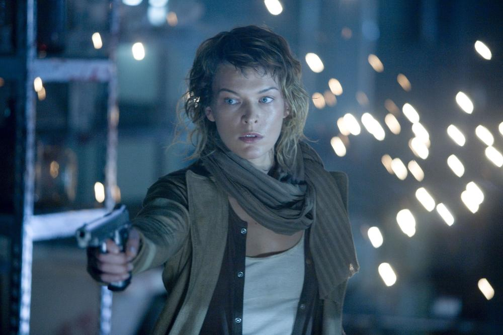 Celebrities, Movies an... Milla Jovovich Movies