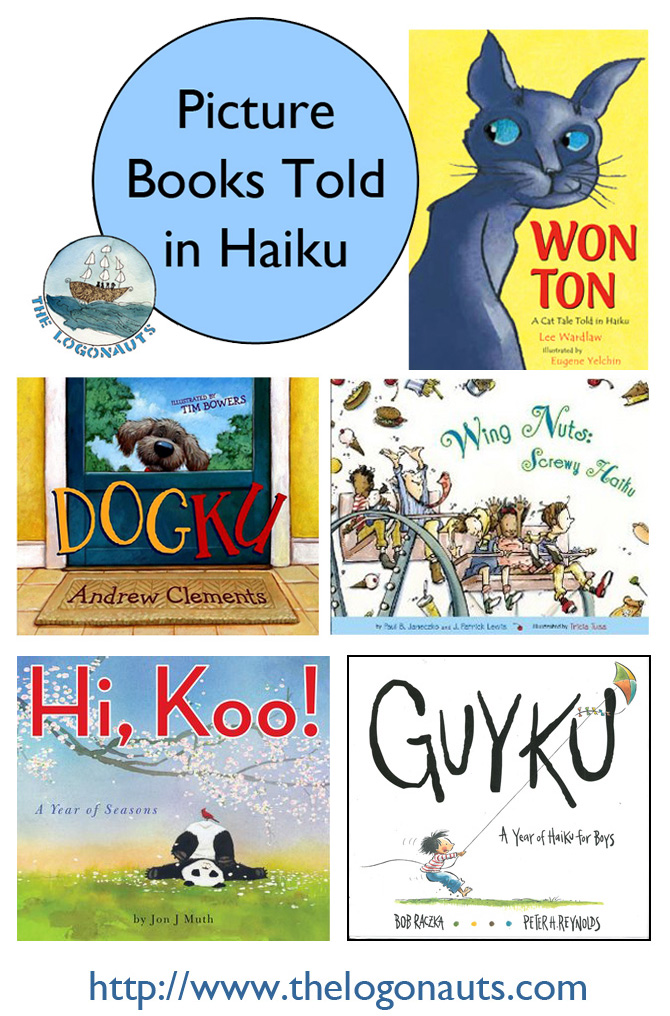 Picture Books Told in Haiku | The Logonauts