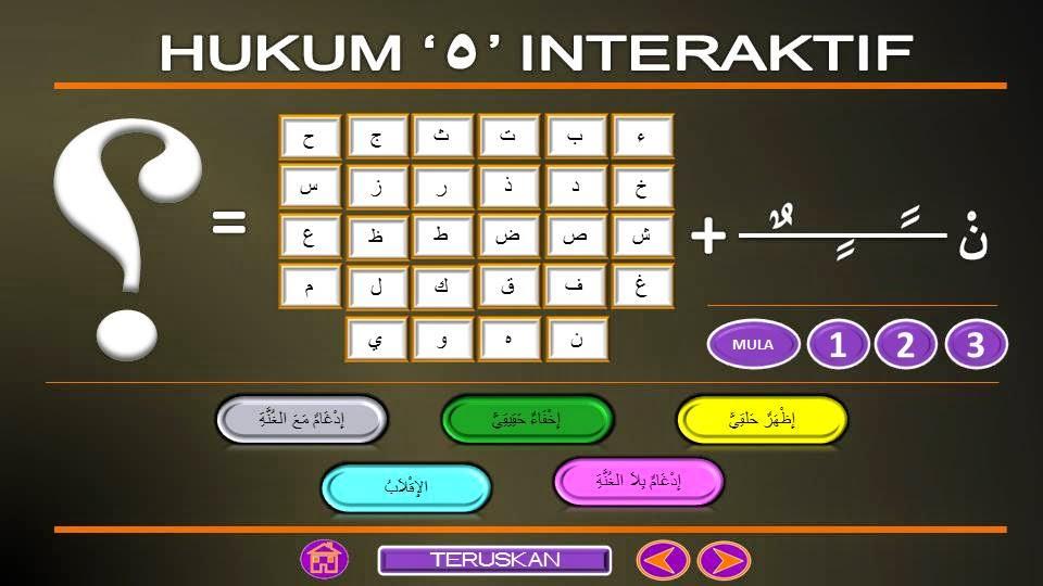 Tajwid Interaktif
