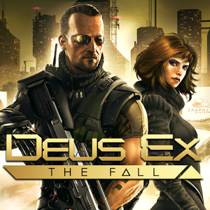 Torrent Super Compactado Deus Ex The Fall PC