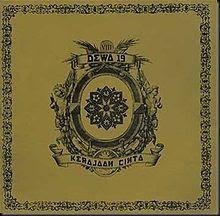 Free Download Full Album Dewa 19 - Kerajaan Cinta (2007)