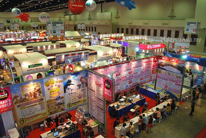 Thailand Travel Packages at Matta Fair