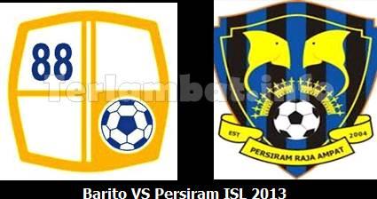 Barito VS Persiram