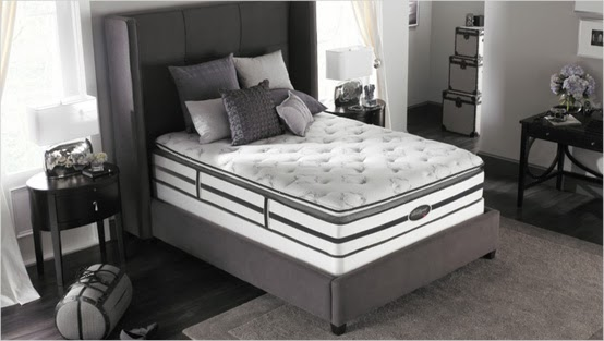 simmons beautyrest recharge classic flatbrook pillow top