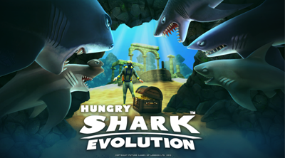 Hungry Shark Evolution 2.0.1 Apk Mod Full Version Data Files Download Unlimited Money-iANDROID Games