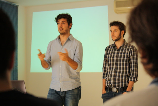 Feliz Lorente y Juan Aranda Jiménez, agencia Letra B