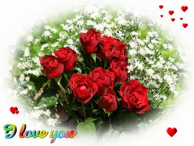 I Love You With Flowers Part 1
