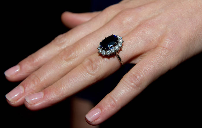 Royal engagement rings that have popped up since this post was written