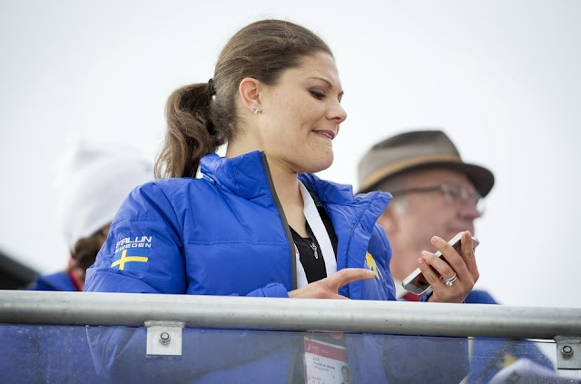 Princess Victoria of Sweden, Princess Estelle of Sweden