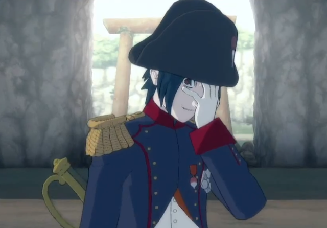 Napoleon Costume of Naruto
