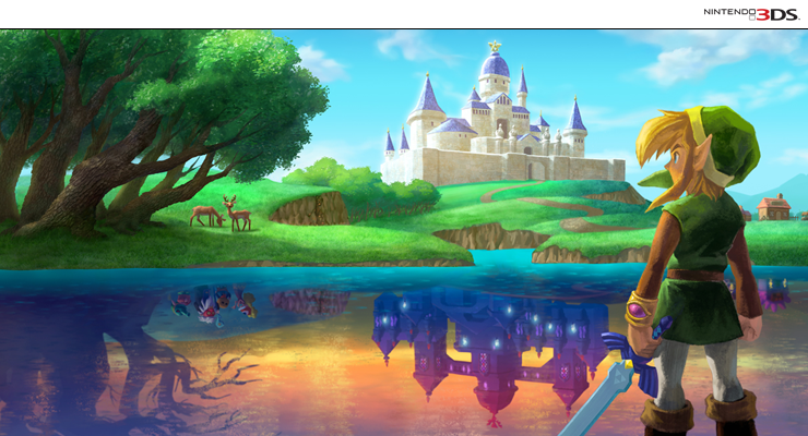 The legend of Zelda: A link between worlds | Game review