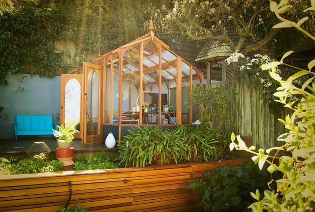 Garden Design Ideas: Contemporary Garden Design