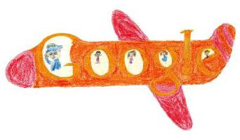 Doodle 4 Google 2013 - Ireland Winner