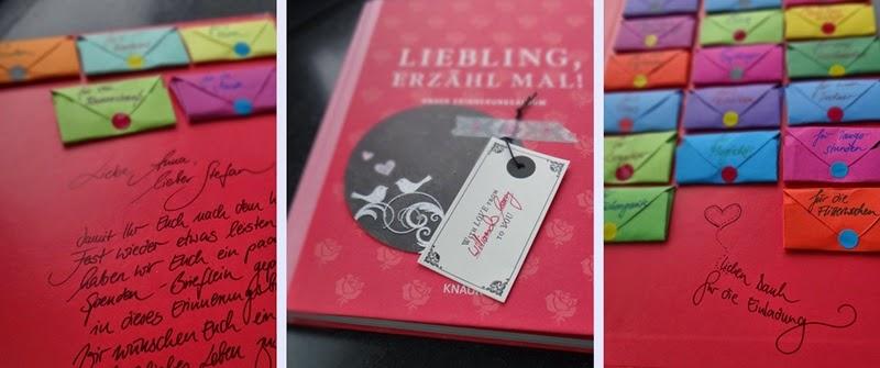 samtundsahne: Hochzeitsgeschenke - erneut kreativ verpackt !!!