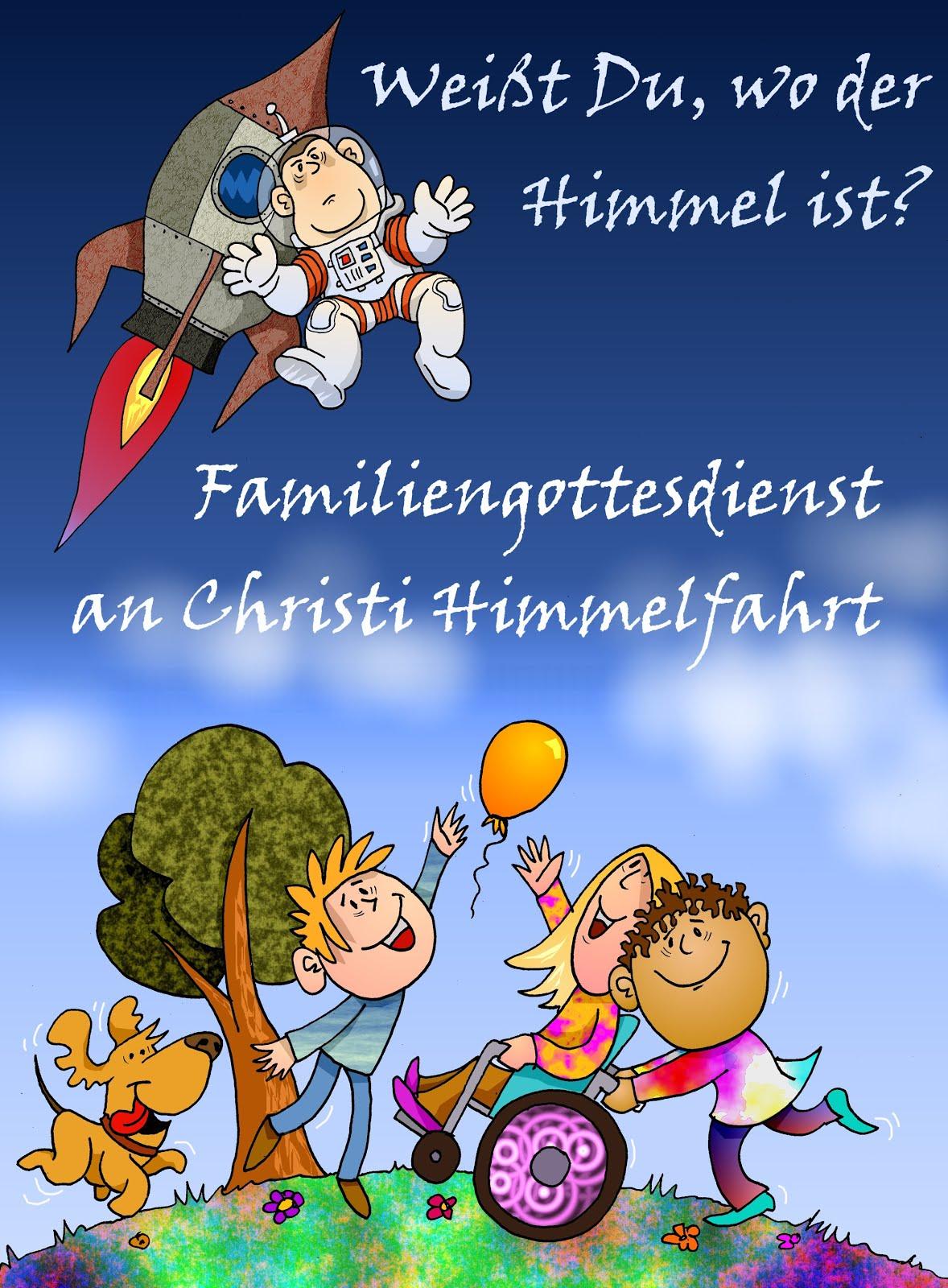 Christi Himmelfahrt 2018