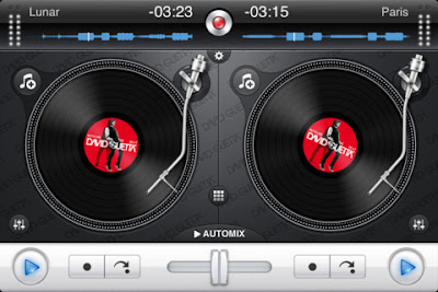 djay v1.6.4 for iPhone