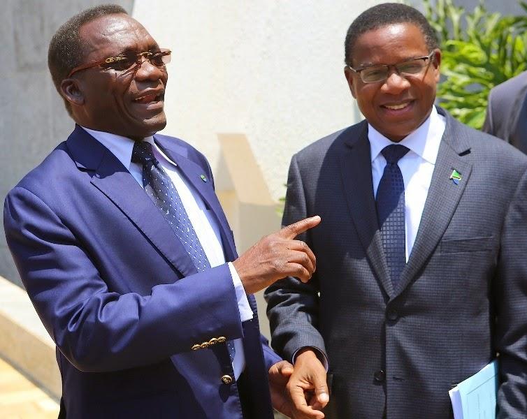 Mizengo Kayanza Peter Pinda, Bernard Kamilius Membe