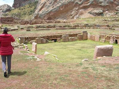 Complejo arqueológico de Pucará de Ticara , Perú, La vuelta al mundo de Asun y Ricardo, round the world, mundoporlibre.com