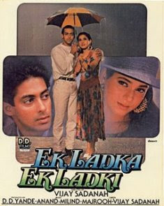 Ek Ladka Ek Ladki Hindi Songs MP3
