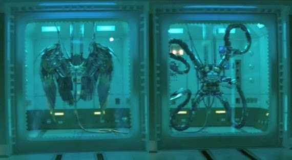 The Vulture and Doctor Octopus ASM 2 easter egg pic