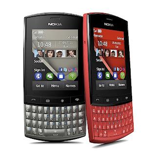Nokia,Asha,Ponsel,Handphone
