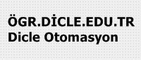 Ögr.Dicle.Edu.tr