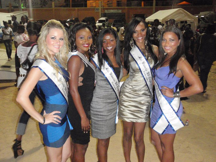 Miss US Virgin Islands Universe 2011