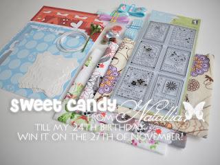 бумажно-тканевая сладость