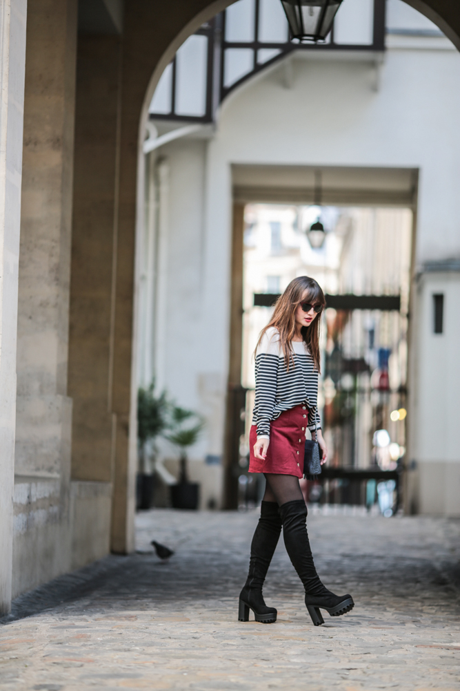 Meet me in paree, blogger; Style, Look, Fashion, Streetstyle